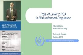 Role of Level-2 PSA in Risk-Informed Regulation
